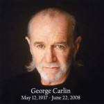 The legendary George Carlin